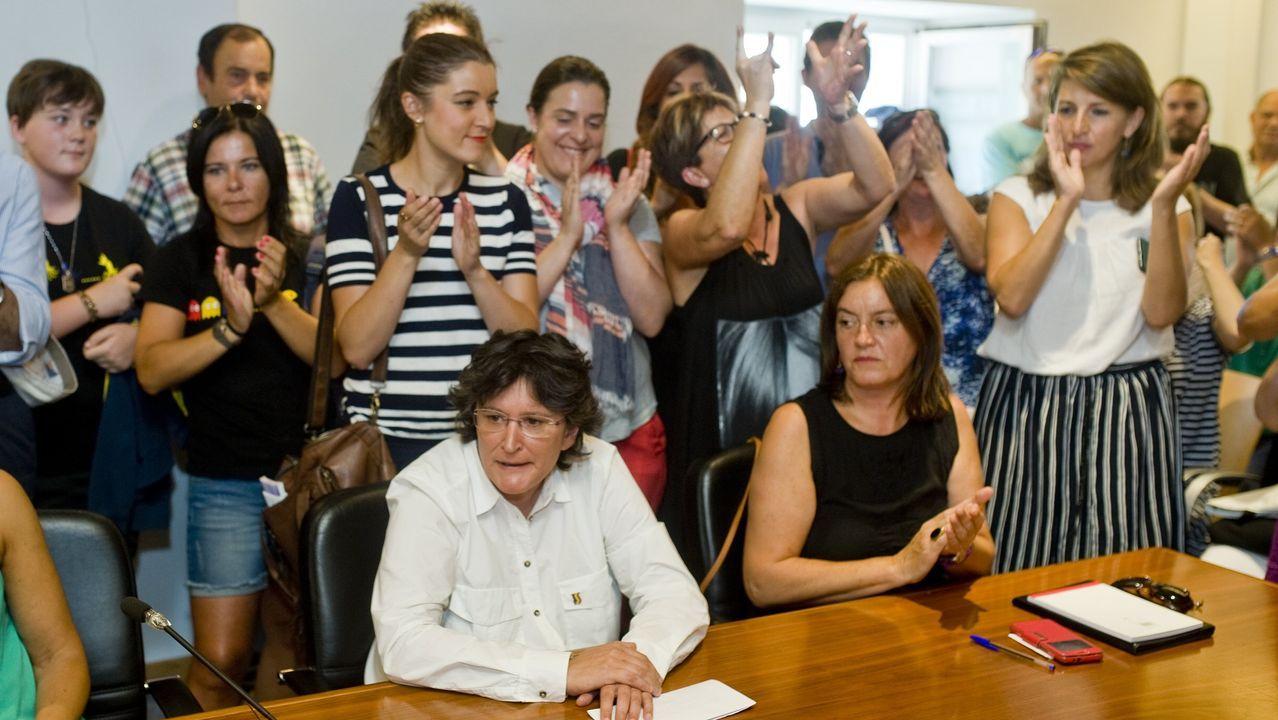 Felipe VI recibe a Pablo Iglesias en la Zarzuela