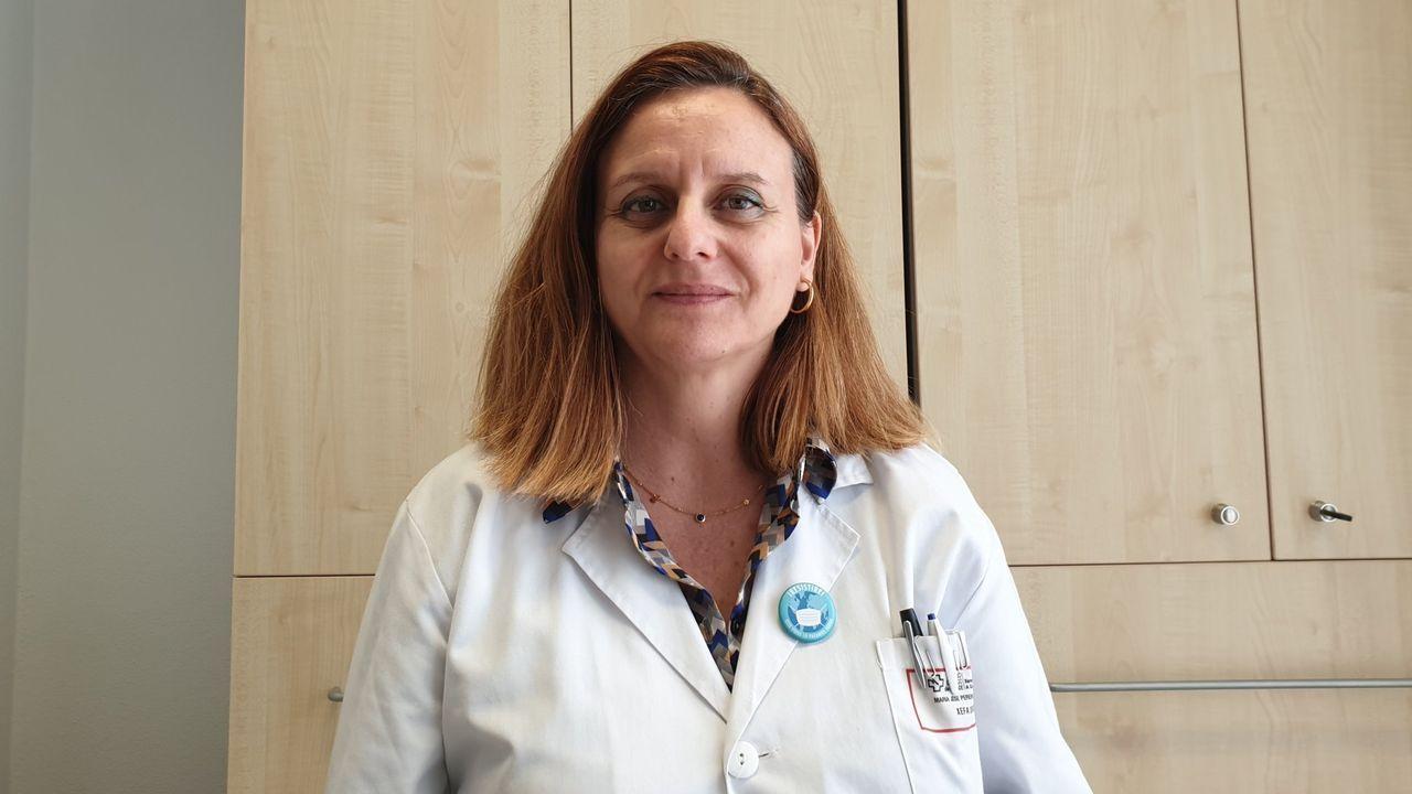 Isabel Díaz Ayuso: «La libertad ha triunfado en Madrid».Kits para la detección del covid-19 que han comenzado a entregar entre adolescentes de 12 a 17 años en las farmacias de A Coruña. En la imagen, la farmacia Ventura
