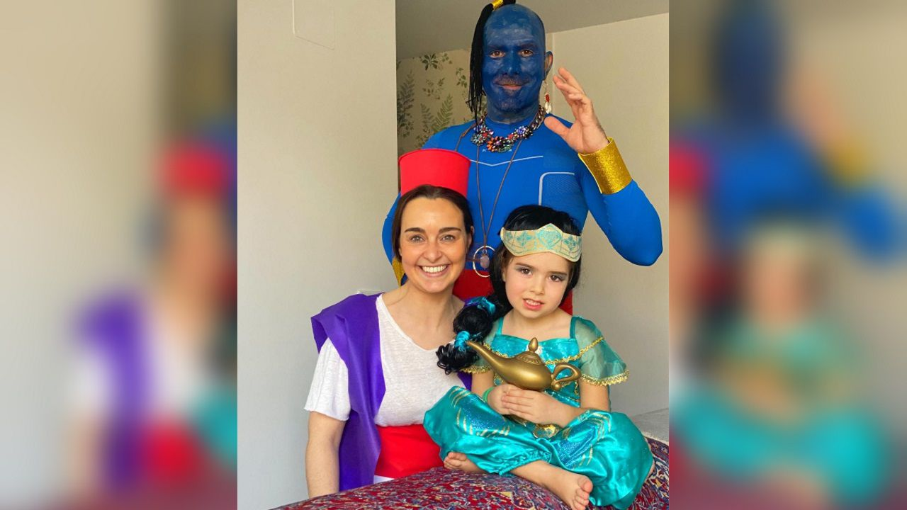 Carnaval 2021 en Punta Cama: ganadores en la categoría familiar de la modalidad de concurso con jurado