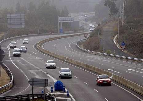 La autovía se hizo con retraso, en el marco del Plan Galicia.