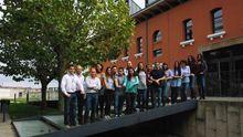 Grupo de investigación liderado por Mario Fernández Fraga