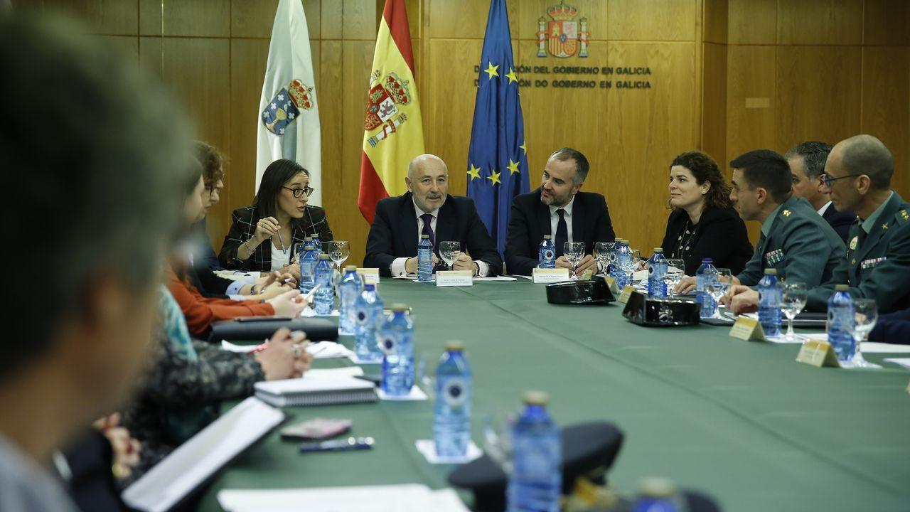 Reunión de la Comisión Autonómica de Seguridad Vial