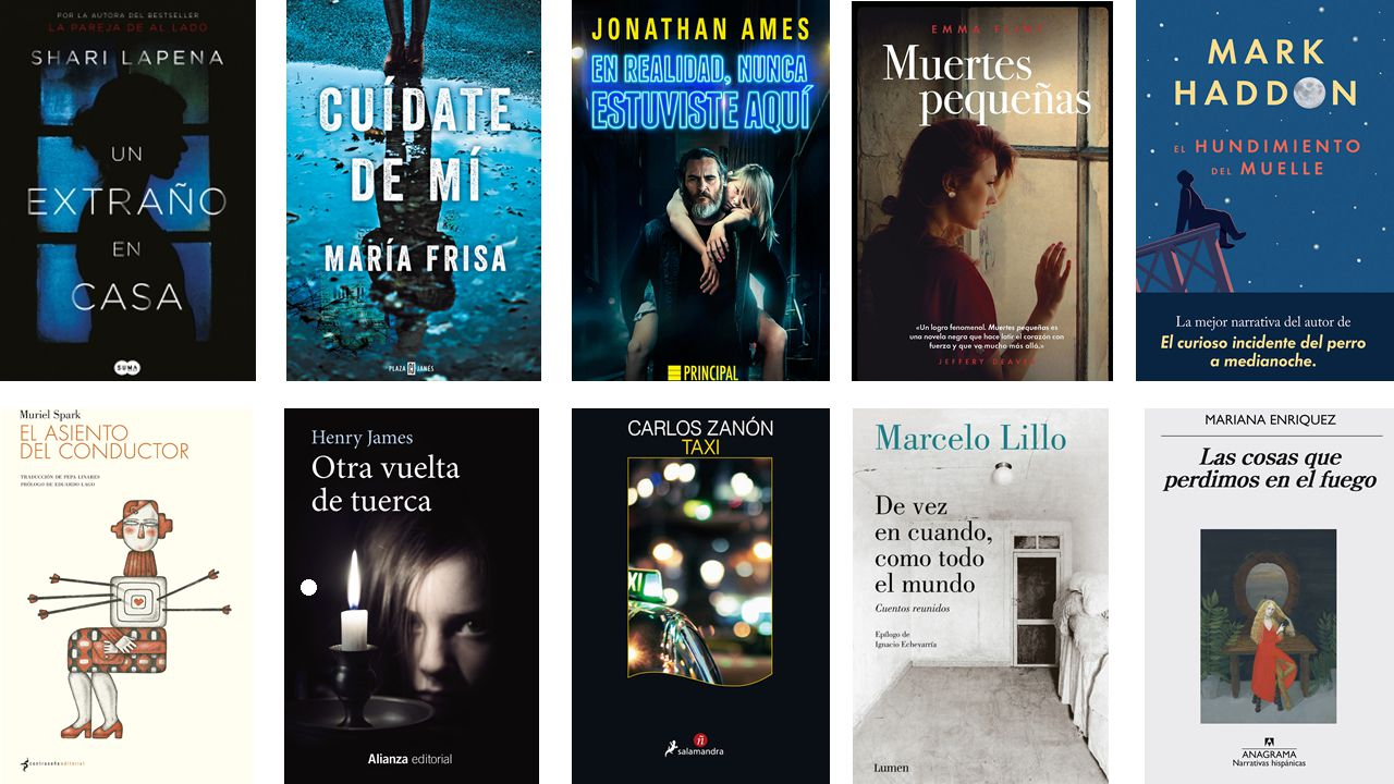 Libros que te quitarán el sueño- Fugas Ana Abelenda