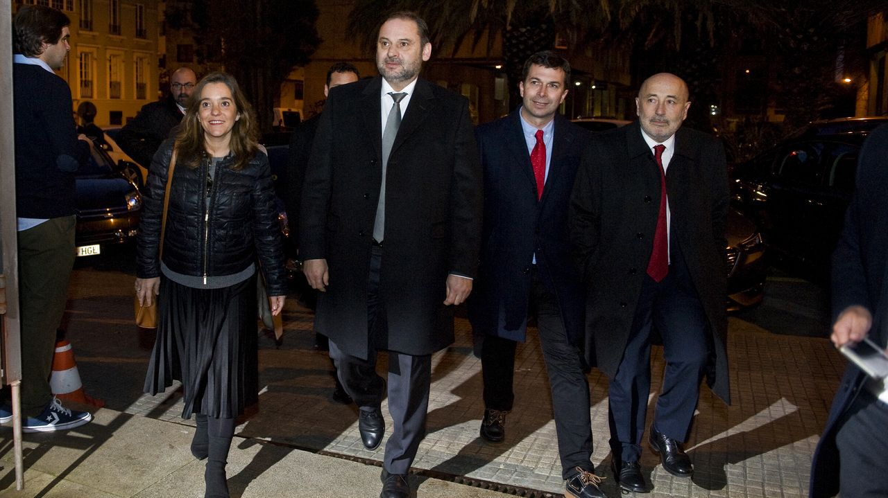 Obras de la línea de Alta Velocidad en Ourense