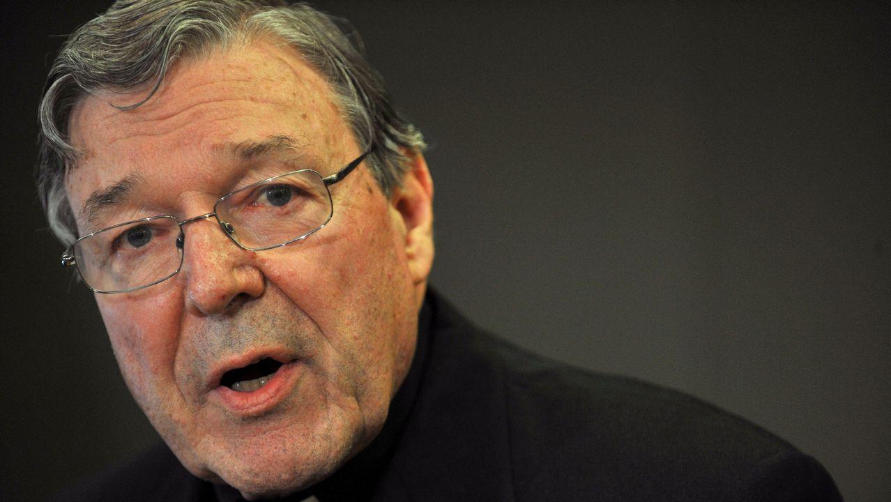 El responsable de finanzas del Vaticano, imputado por abusos sexuales a menores.Imagen de la vista contra el nuncio Jozef Wesolowski, que también fue detenido por una acusación de pederastia y falleció en el 2015, mientras era juzgado