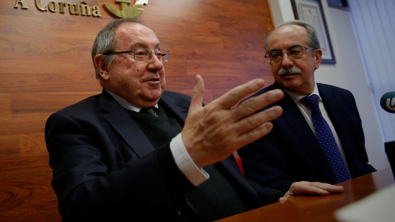 Los representantes de los partidos catalanes, durante uno de los debates electorales