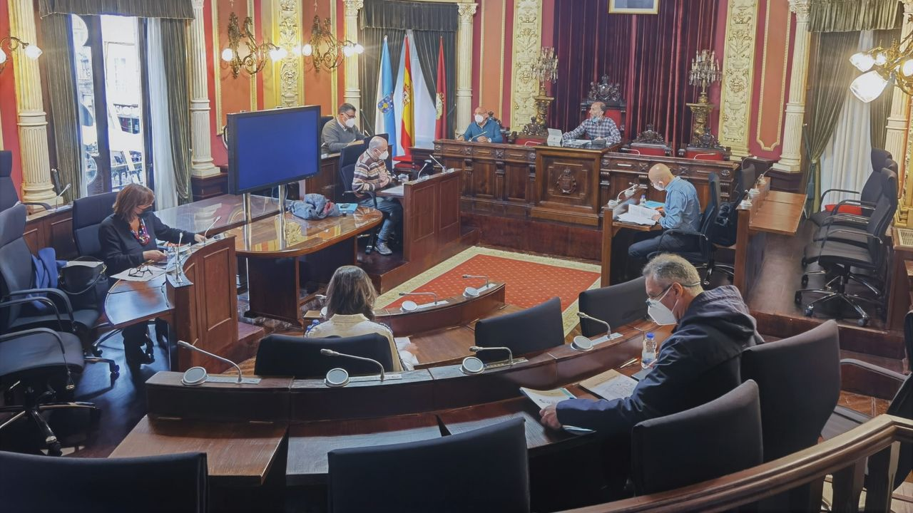Reunión de la comisión de seguimiento del plan del casco viejo