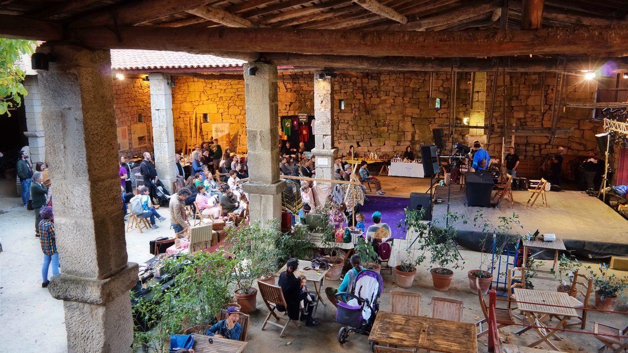 Rali de Ourense 2020.El concierto tendrá lugar en el patio del Museo do Coiro