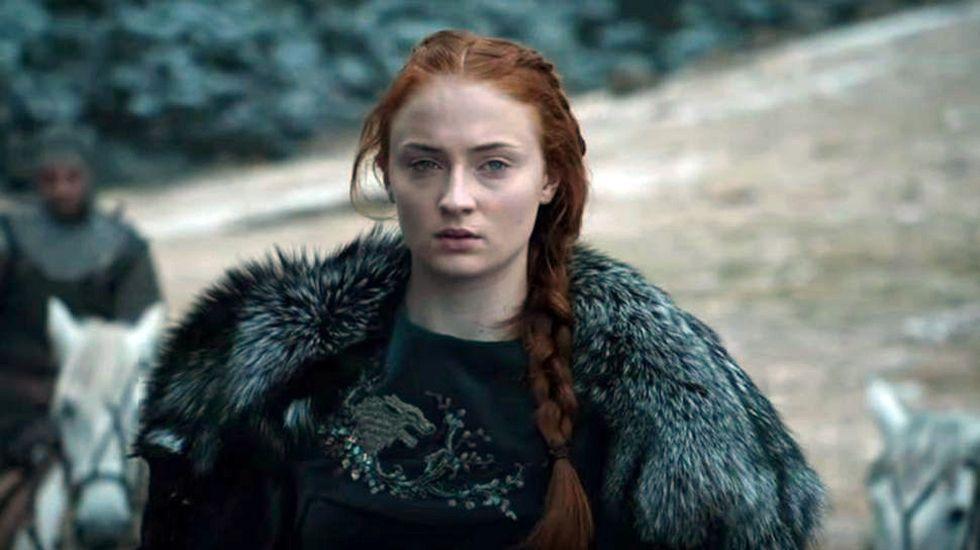 Sansa.La chica Stark sigue viva