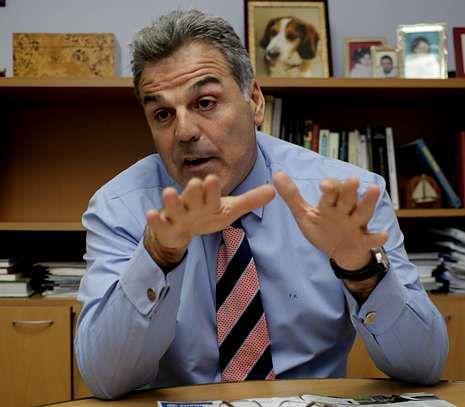 Fernando Vidal, en su despacho, está convencido de que la apuesta del verano ha sido acertada.