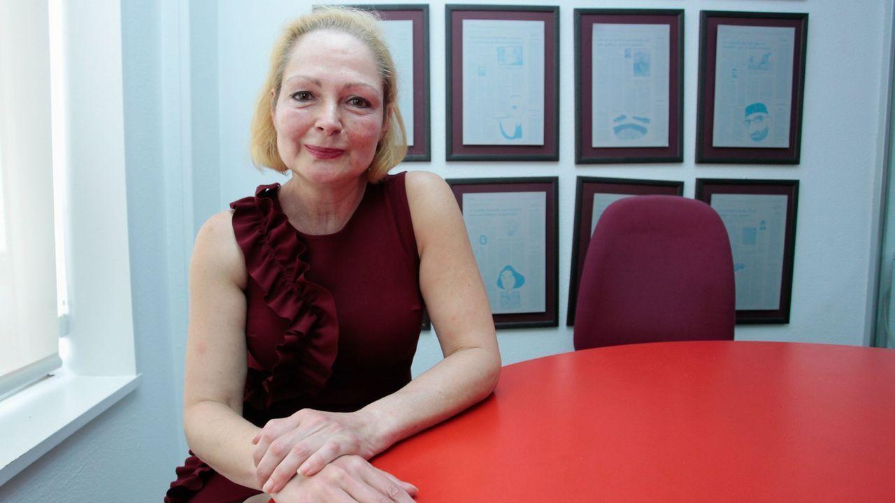 Ester Capela, consejera de Justicia de la Generalitat