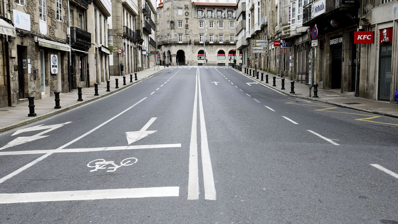 Rúa da Senra (Santiago).