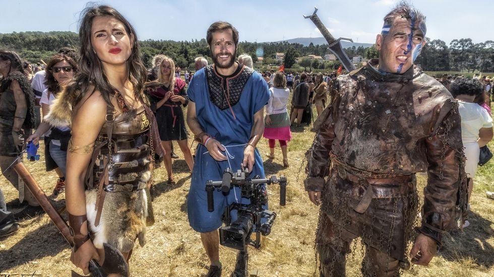 El documental vikingo «Lordemani»