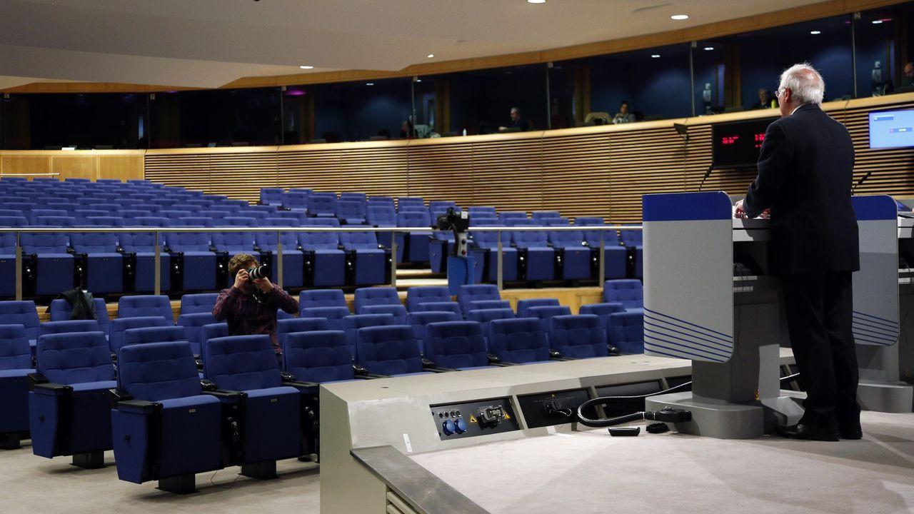 Borrell reconoció que el acuerdo sobre la misión «no ha sido fácil»