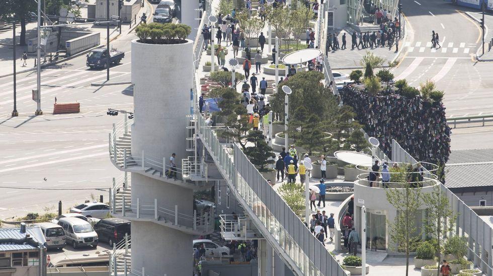 El pasado olímipico de Jason Statham.Kim Jong-Un