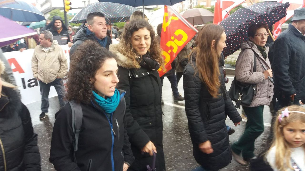 Manifestación por la oficialidad