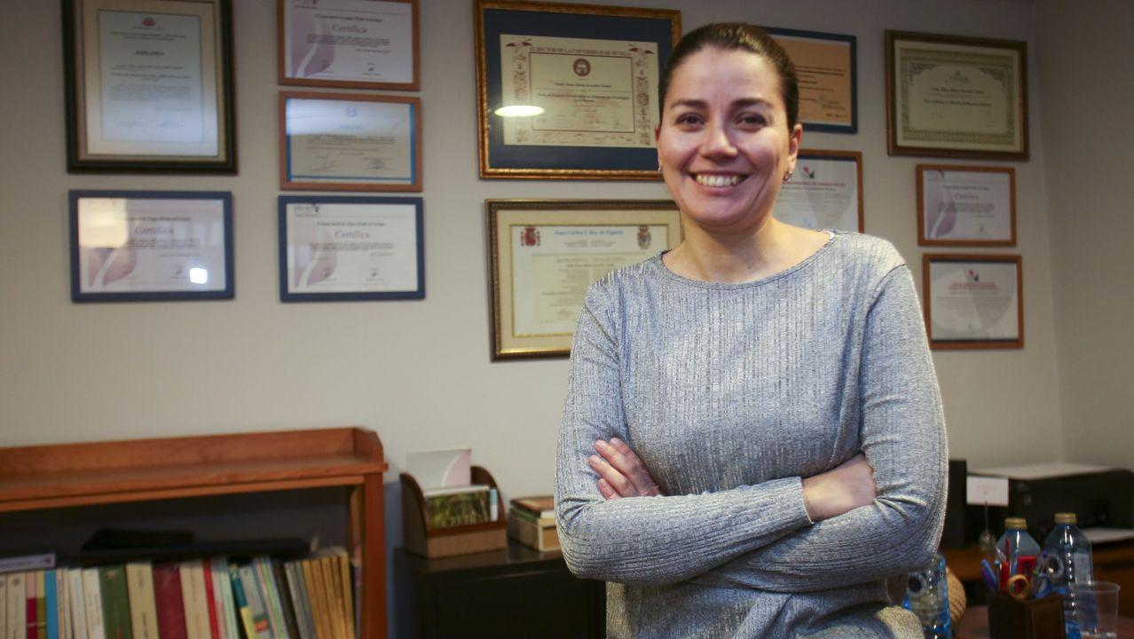 Elena González Toimil, psicóloga, participará como ponente en la jornada