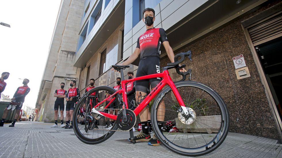 Equipo ciclista Froiz