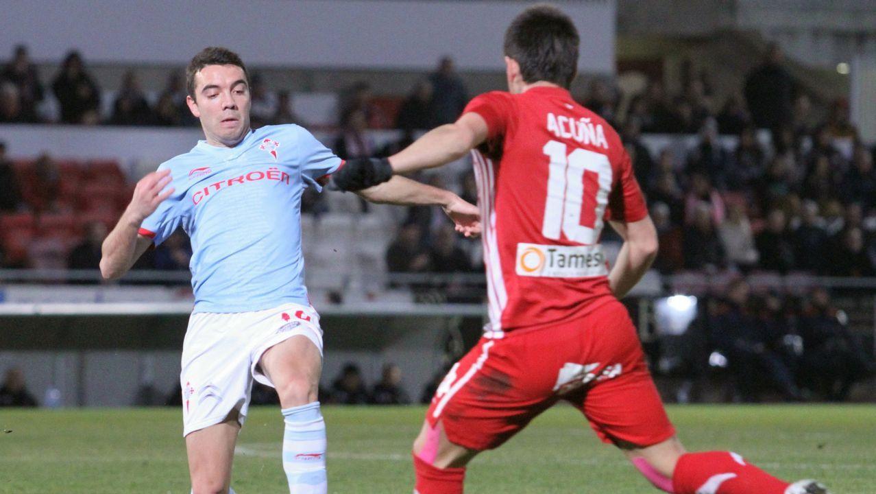 97 - Girona-Celta (0-1) el 28 de enero del 2012