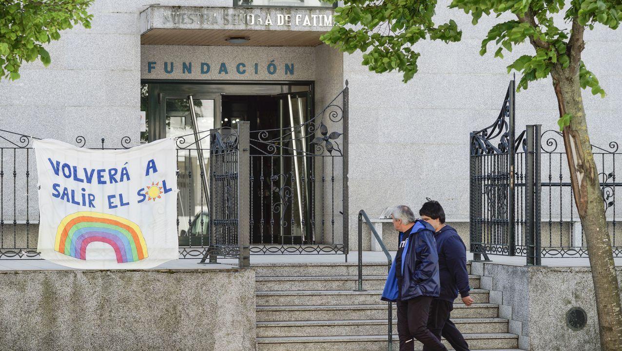 En la residencia NS Fátima de O Barco hubo un alta en las últimas horas.
