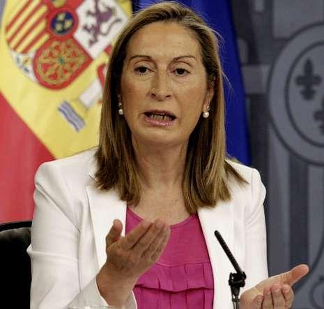Ana Pastor, decidida a cambiar el mercado de la vivienda.