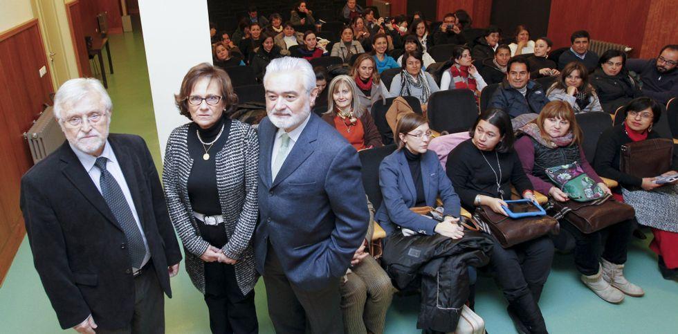 No somos trapaceros.Concierto inaugural del Ciclo de <span lang= gl >Novos</span> Intérpretes de la Asociación Teresa Berganza.