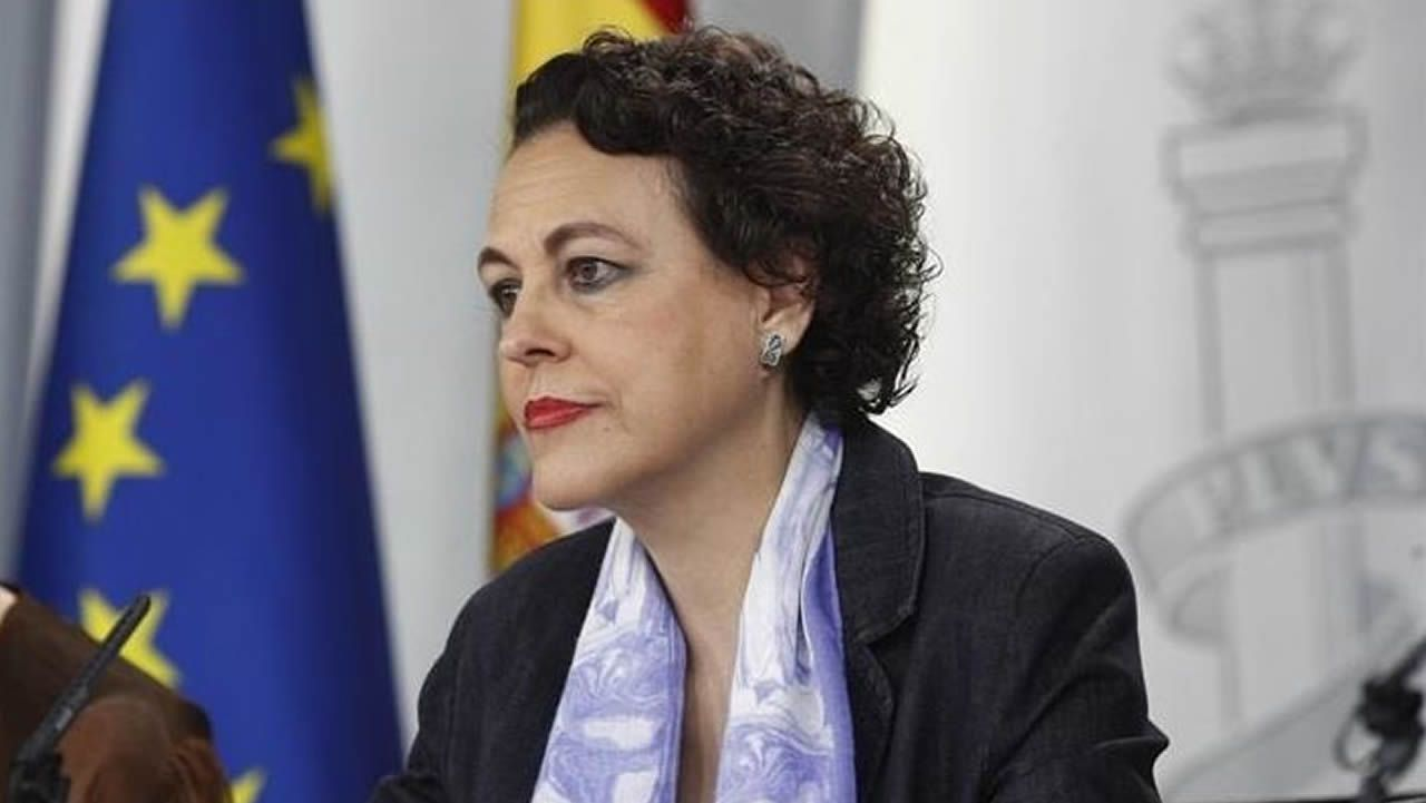 Magdalena Valerio, en una imagen de archivo