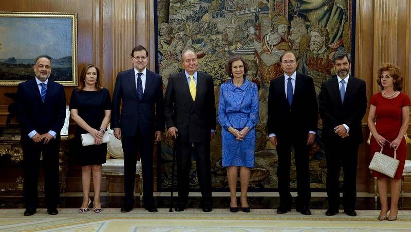 La eterna despedida de Juan Carlos I