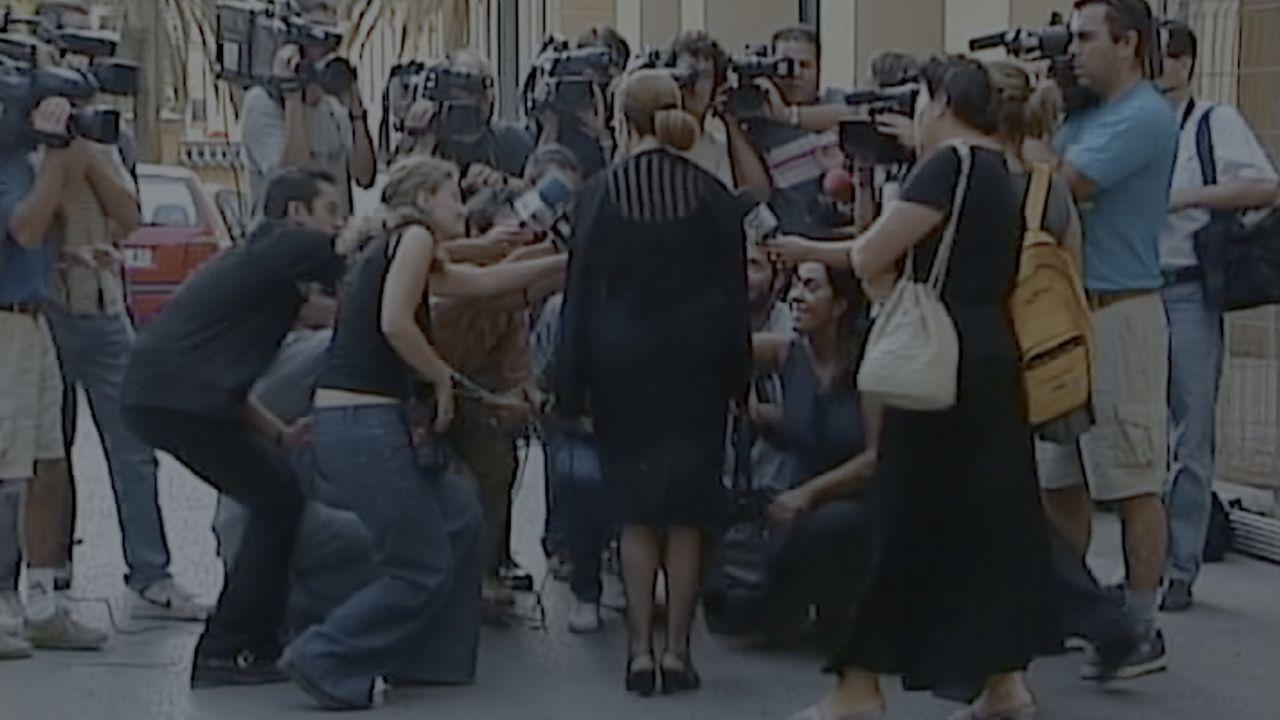 Así será el coliving de la calle Rosalía de Castro.Miren Ibarguren protagoniza «Supernormal», comedia que dirige Emilio Martínez-Lázaro