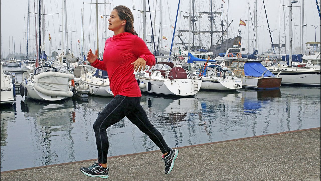 Sofia Toro, una carrera olímpica