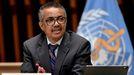 El director general de la Organización Mundial de la Saldu, Tedros Adhanom Ghebreyesus