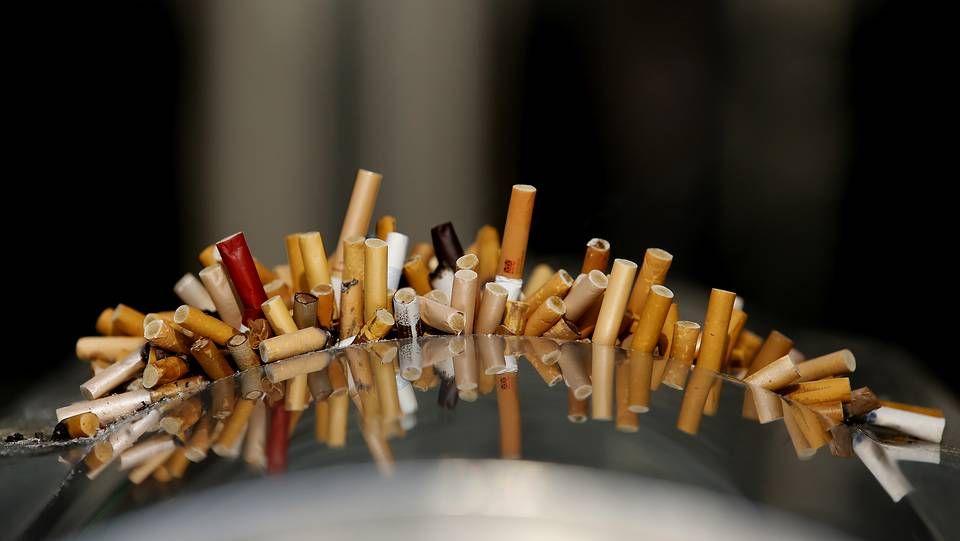 Se puede dejar el tabaco durante una depresión
