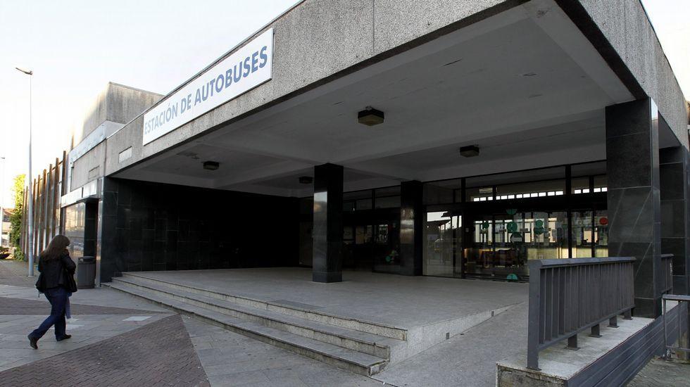 Raxoi anuncia los accesos a la estación de buses para el 2019 y la Xunta recela