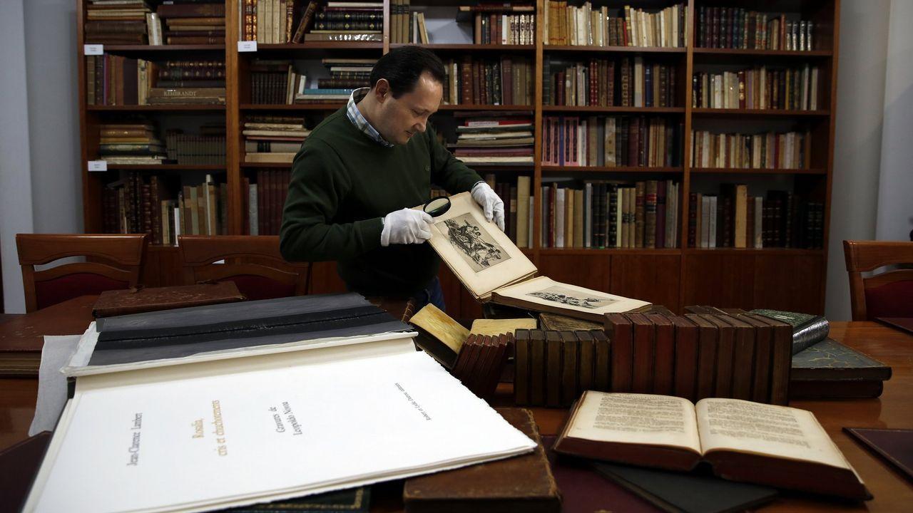 El museo y el archivo del IES Lucus Augusti