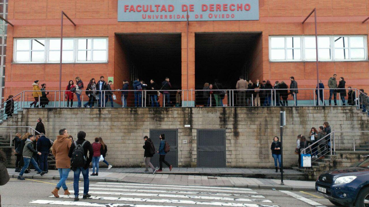 El MIR congrega a2.340 candidatos en Asturias.Aspirantes a conseguir una plaza del MIR en Asturias
