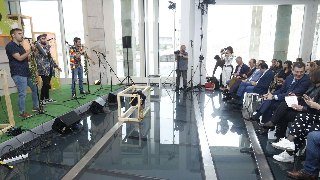 Presentación de FEST Galicia 2019.LOVE OF LESBIAN