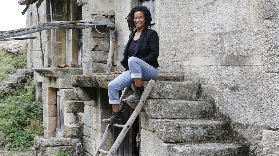 Camille Hedouin lleva desde 2011 viviendo en A Bola