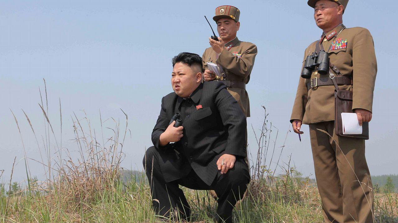 En imágenes: así está siendo el viaje de Donald Trump en Extremo Oriente.Kwon Oh-hyunm vicepresidente de Samsung