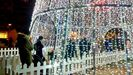 Luces de Navidad en Gijón