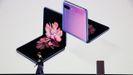 Así es el nuevo móvil plegable de Samsung: el Galaxy Z Flip