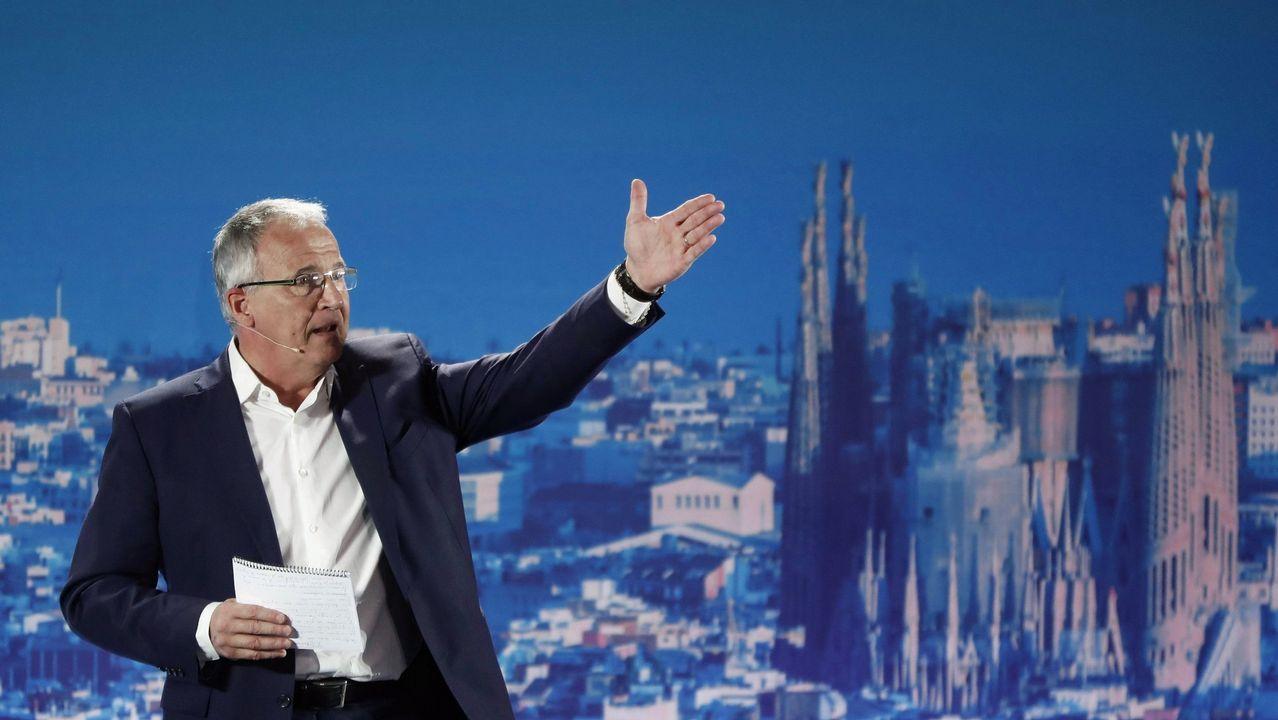 candidatos.Josep Bou Barcelona. Génova trata de vender el fichaje de este empresario como uno de sus grandes movimientos para mayo.