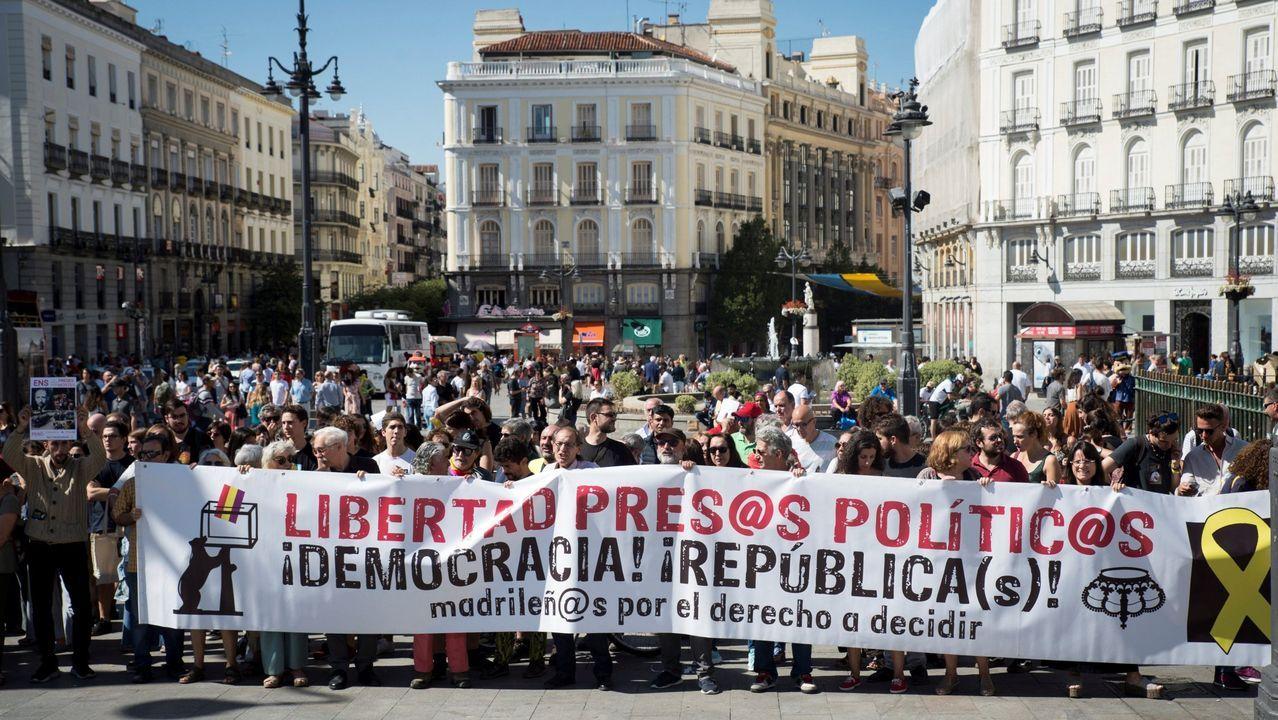 Las condenas a los líderes del «procés» suman 99 años de cárcel.José Luis Ayllón fue secretario de Estado de Relaciones con las Cortes y jefe de Gabinete en el Gobierno de Rajoy