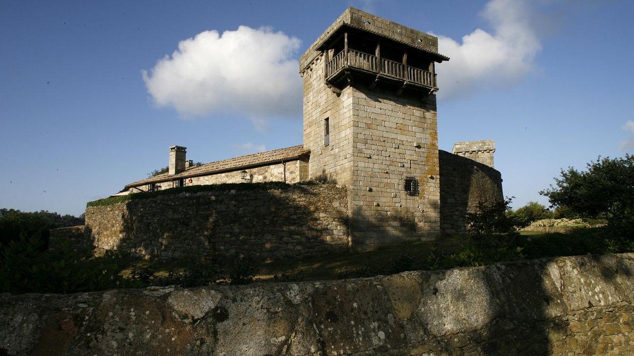 Torres de Mens (Malpica)