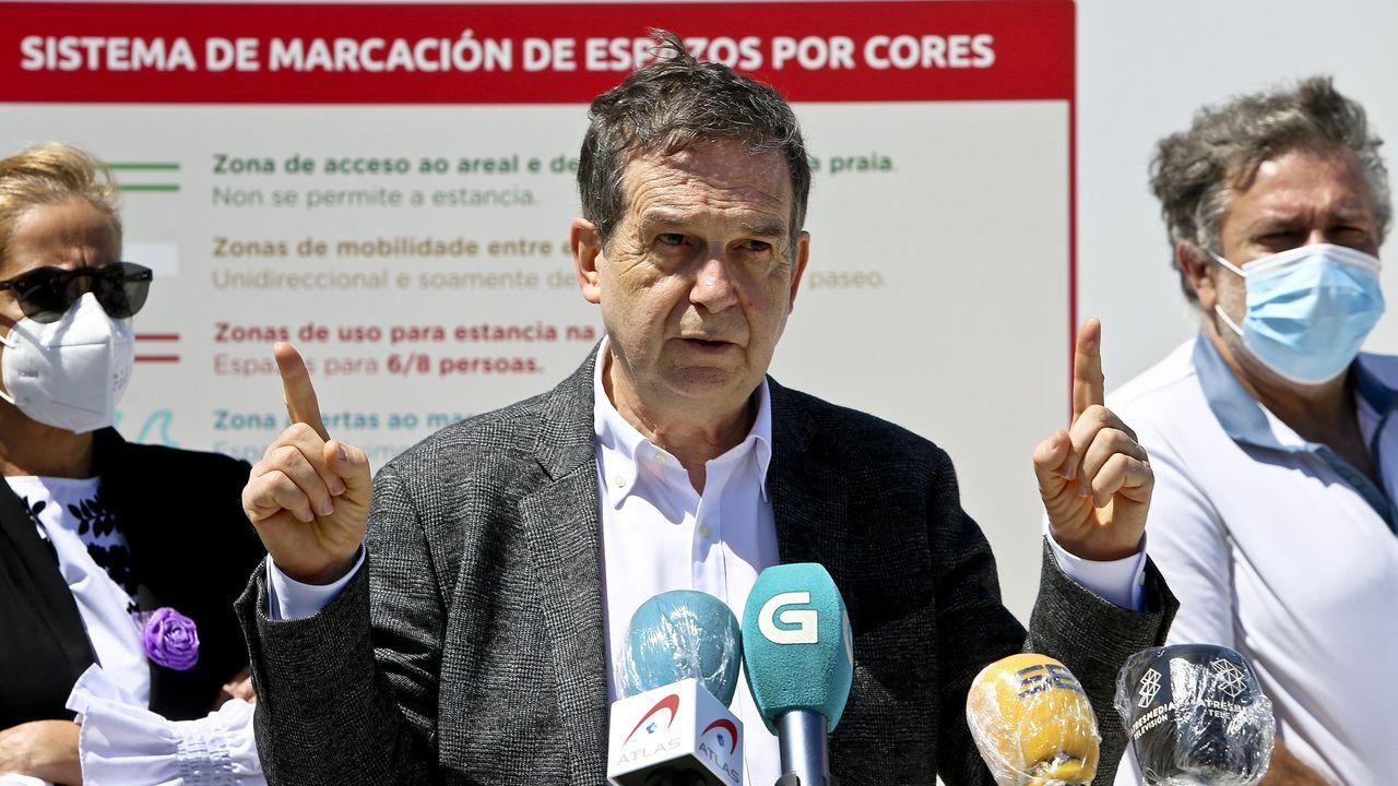 El presidente de la FEMP, Abel Caballero