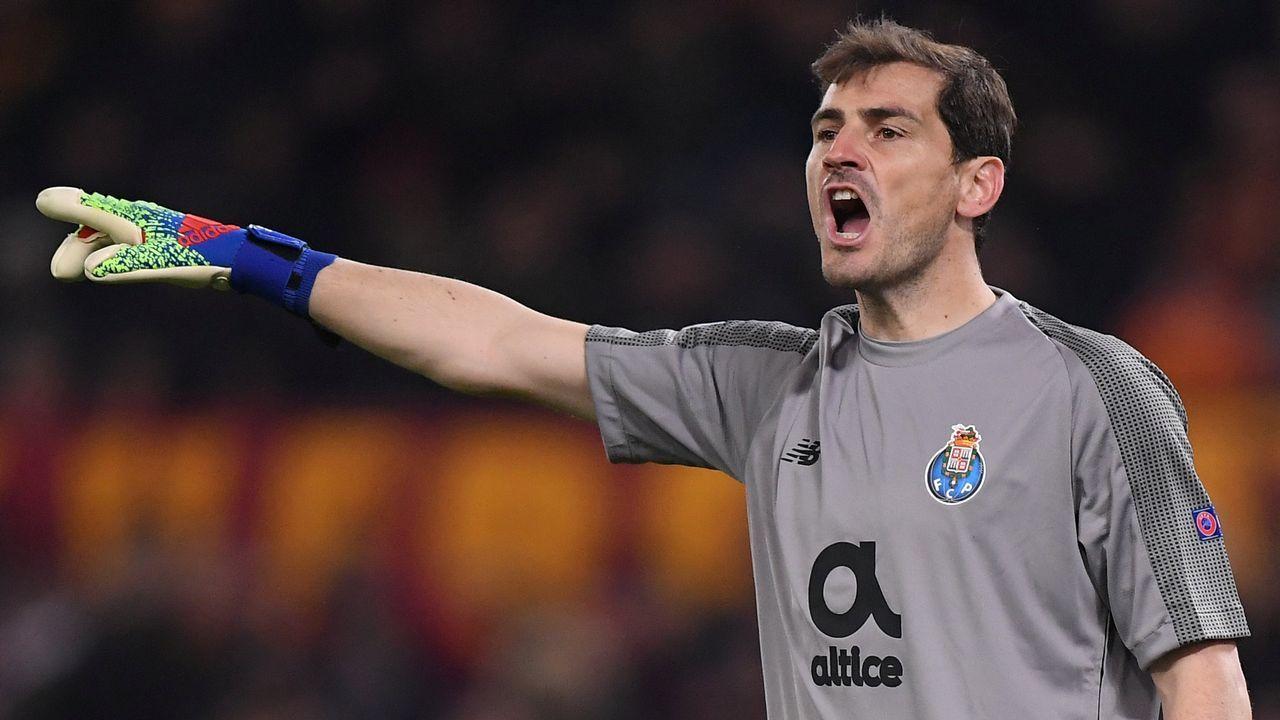 El infarto de Iker Casillas: «Nadie está libre de que eso le pueda pasar».Iker Casillas