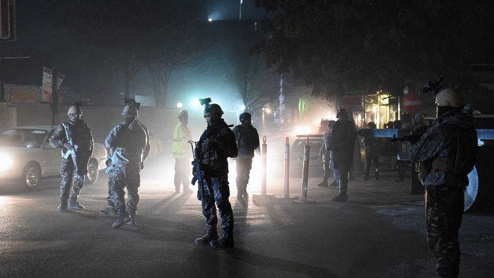 El policía muerto en Kabul, estaba casado y con cuatro hijos