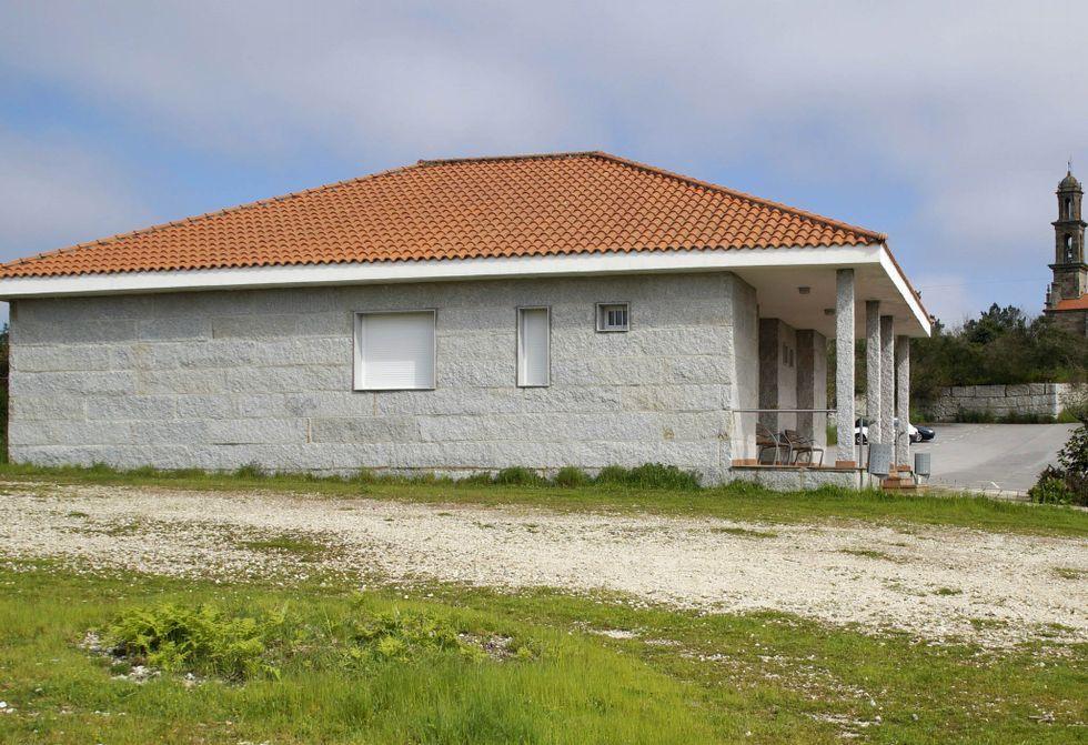El velatorio de Macendo, en Castrelo de Miño, fue legalizado por los vecinos de la parroquia.