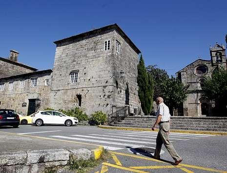 Premios de la Diputación a Jovenes Valores, Cultura e Investigación.El pazo de Sobrán es uno de los edificios nobles de la comarca que busca comprador.