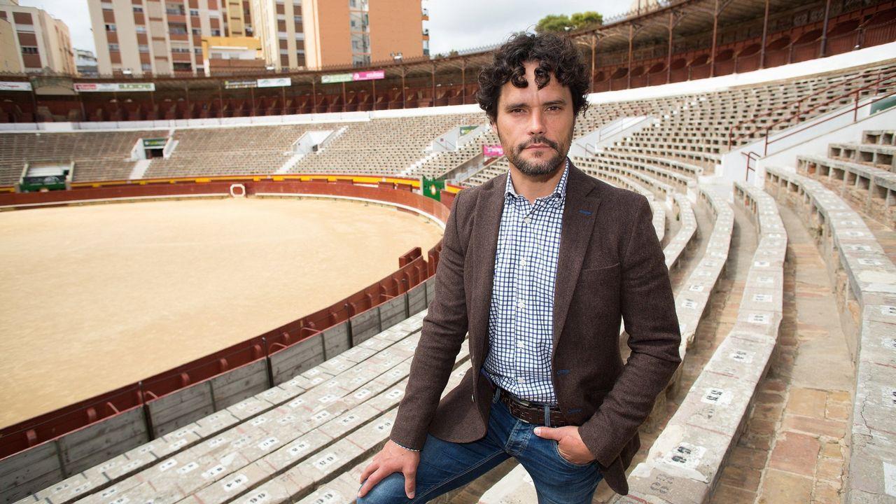 El torero Miguel Abellán, que iba de número 12 del PP en Madrid, no entrará en el Congreso