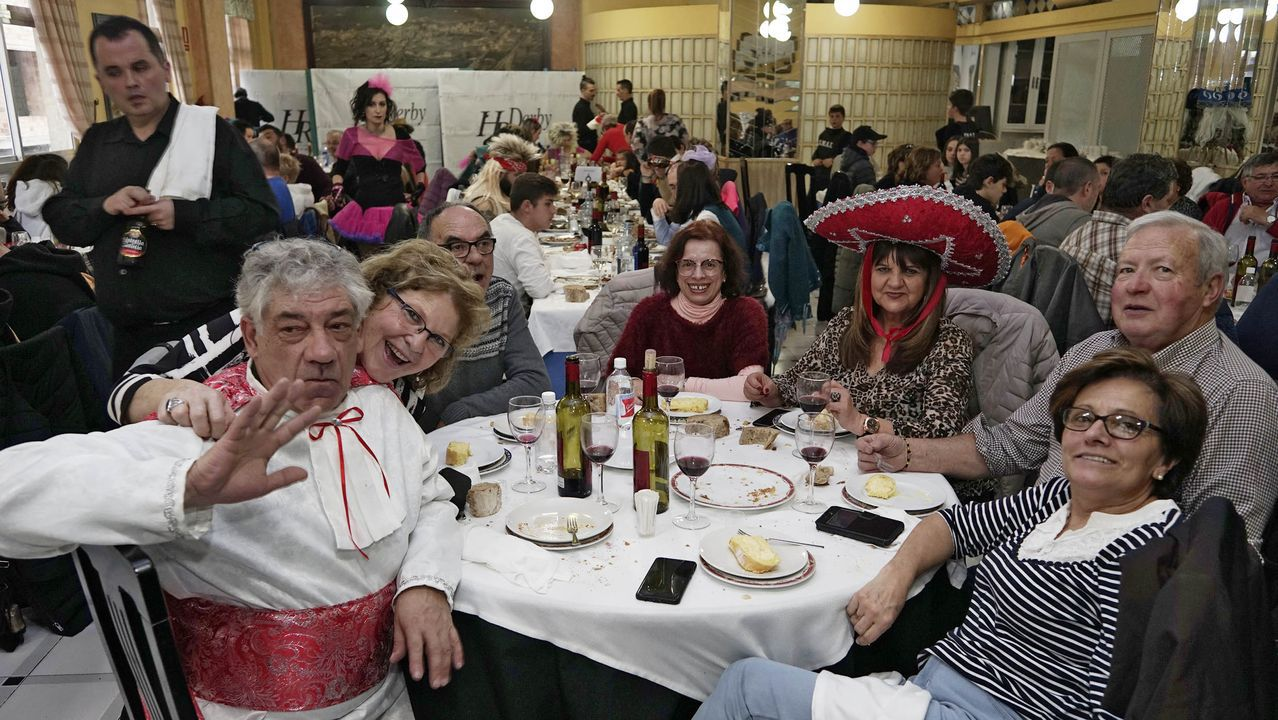 ¿Estuviste en la Festa da Cachucha?